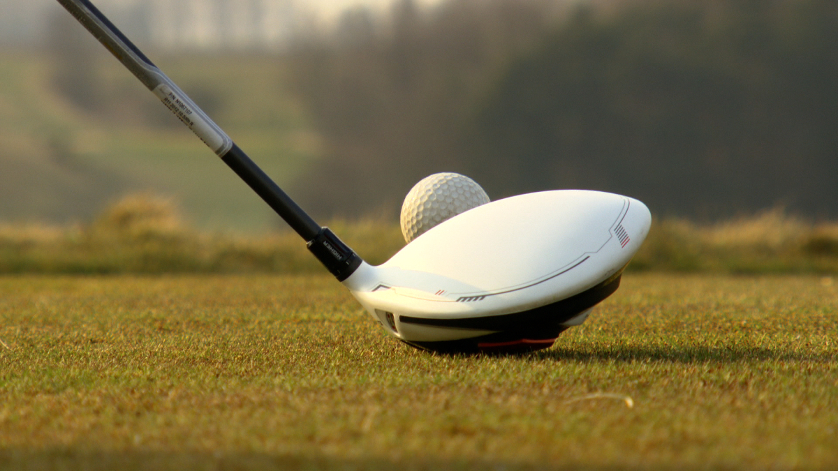 Golf niewidomych