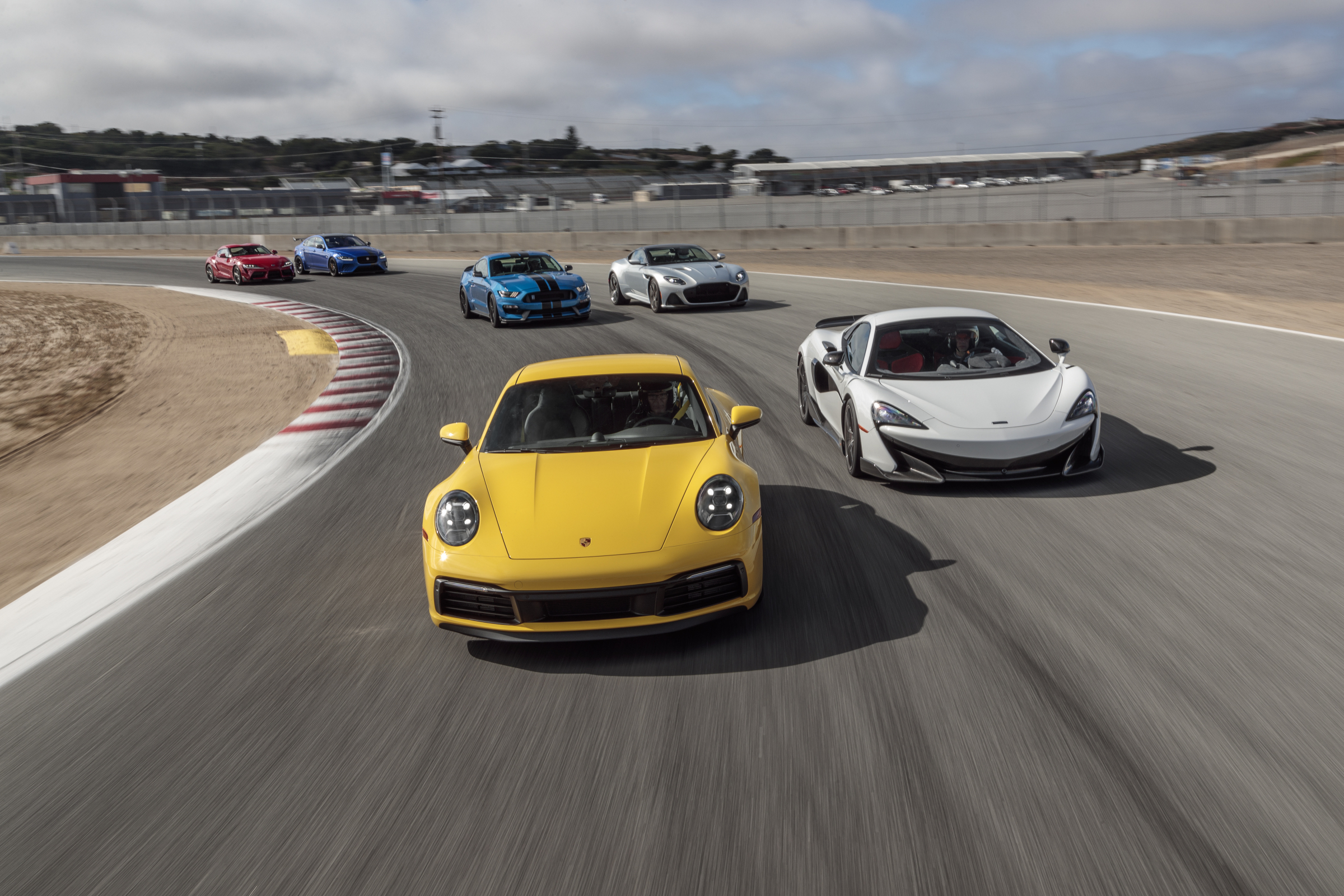 MotorTrend - Best Driver's Car 2019